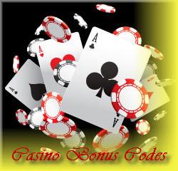 Casino Bonus Codes